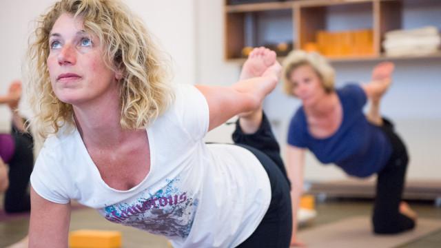 Yoga en Barre Fitness