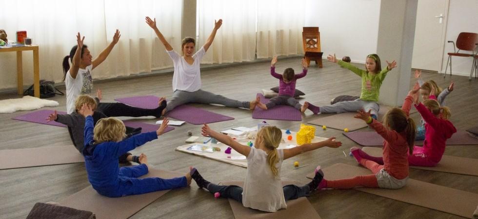 Yoga en Mindfulness voor kinderen en jongeren