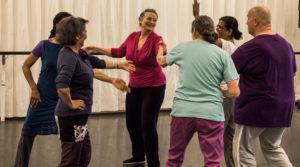 Vitaal door bewegen en dans (55+)